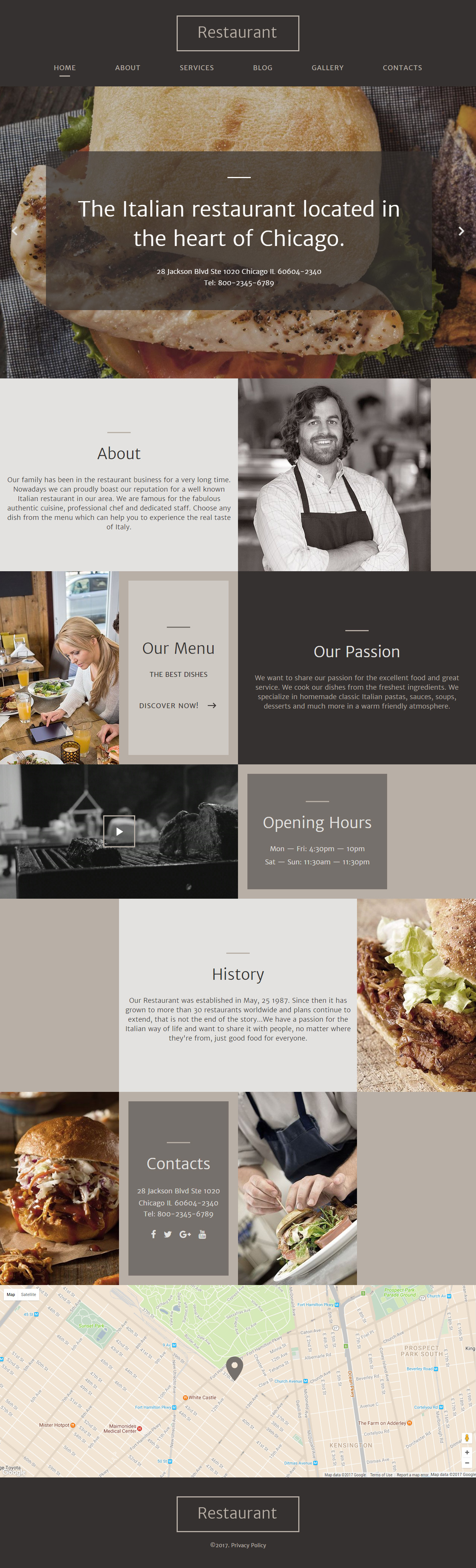 Beautiful Html5 Photo Gallery Template Pictures Inspiration - Entry ...