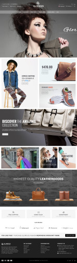 Best Responsive OpenCart Accessories Store Templates 2015