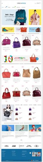 Best Responsive Accessories Store Prestashop Themes in 2015