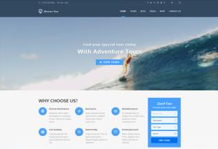 Adventure Tours – Premium Responisve WordPress Tour/Travel Theme