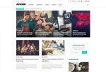 Afario – Premium Responsive News & Magazine WordPress Theme