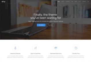 Airy – Premium Responsive MultiPurpose Joomla Template