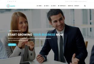 Amon – Premium Responsive Business Drupal Theme