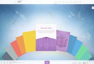 AMY Theme – Premium Responsive Creative Multi-Purpose WordPress Theme