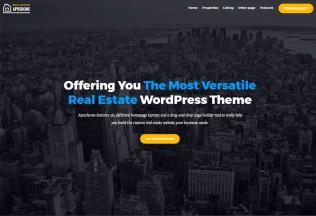 ApusHome – Premium Responsive Real Estate WordPress Theme