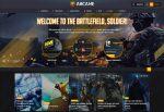 Arcane – Premium Responsive Gaming Community WordPress Theme