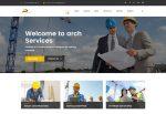 Arch – Premium Responsive Construction Building HTML5 Template