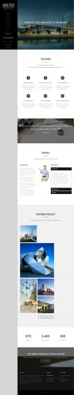 10 Best Wordpress Interior Design and Architecture Themes in 2014