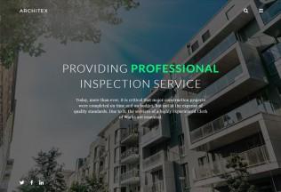 Architex – Premium Responsive Architecture HTML5 Template