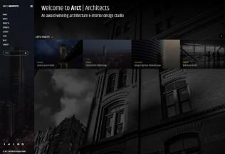 Arct – Premium Responsive Architects Corporate HTML5 Template