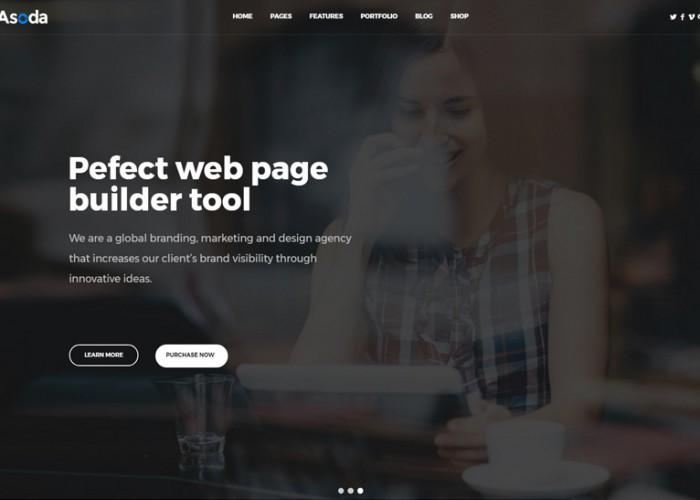 Asoda – Premium Responsive Multi-Purpose Drupal Theme