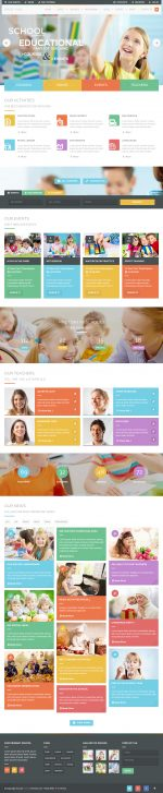 10+ Best Responsive WordPress School & Education Theme in 2015
