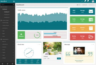 Backend – Premium Responsive Bootstrap 4 Admin Dashboard HTML5 Template