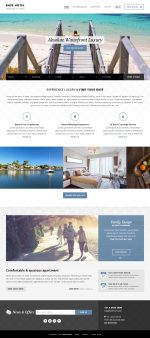 5+ Best Responsive HTML5 Booking Templates in 2015