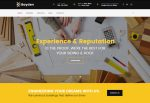 Bayden – Premium Responsive Architecture & Construction Company WordPress Theme