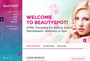 BeautySpot – Premium Responsive WordPress Theme