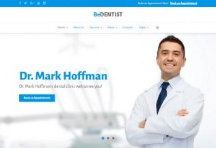 BeDentist – Premium Responsive Dentist and Medical WordPress Theme