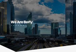 Berly – Premium Responsive Portfolio WordPress Theme