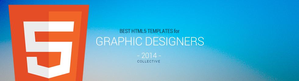 5 Best Responsive HTML5 Graphic design Templates 2014 - Responsive ...