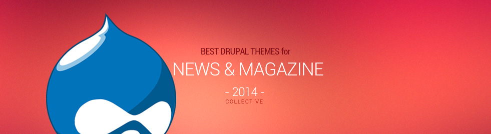 drupal themes best 2014