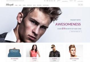Blaszok – Premium Responsive MultiPurpose WordPress Theme