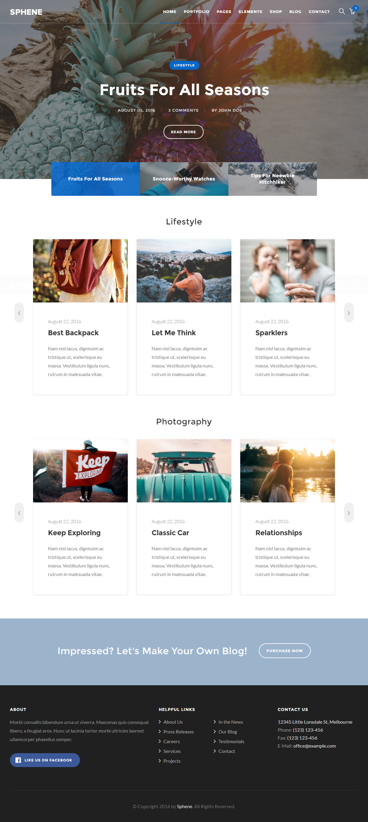 20 best responsive html blog templates 2017 responsive miracle