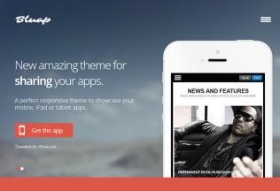 Bluap – Premium Responsive WordPress Theme