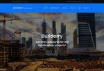 Builderry – Premium Repsonsive Construction Company WordPress Theme