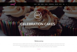 Butter – Premium Responisve Restaurant, Bakery, Coffee, Winery and Pizza Drupal 8 Theme