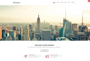 Buzarco – Premium Responsive Consulting Joomla Template