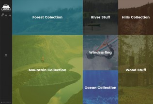 Camping – Premium Responsive WooCommerce WordPress Theme