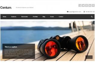 Centum – Drupal Premium Responsive Theme