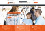 Charity Home – Premium Responsive HTML5 Template for Charity & Fund Raising