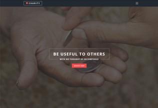 Charity – Premium Responsive HTML5 Template