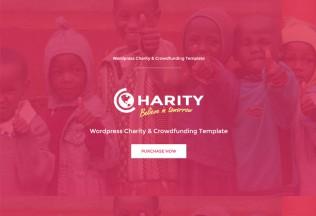 Charity – Premium Responsive WordPress Theme