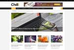 Chill News – Premium Responsive News/Magazine WordPress Theme