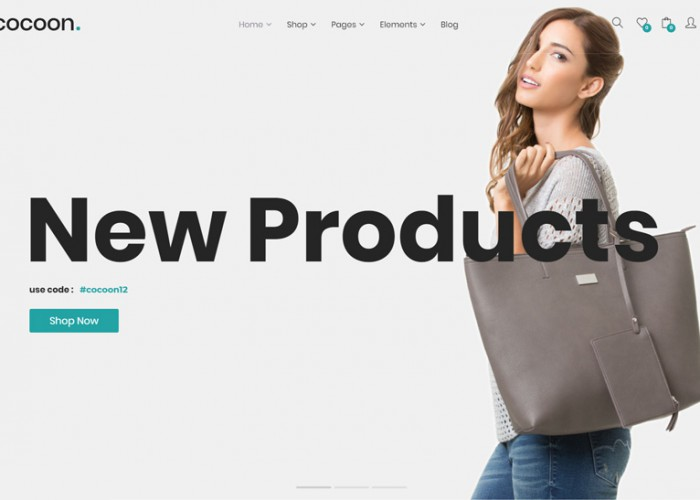 Cocoon – Premium Responsive WooCommerce WordPress Theme