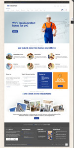 5 Best Responsive Construction Company Wordpress Themes in 2014