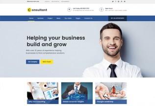 Consultant – Premium Responisve Multipurpose Corporate Drupal 8 Template
