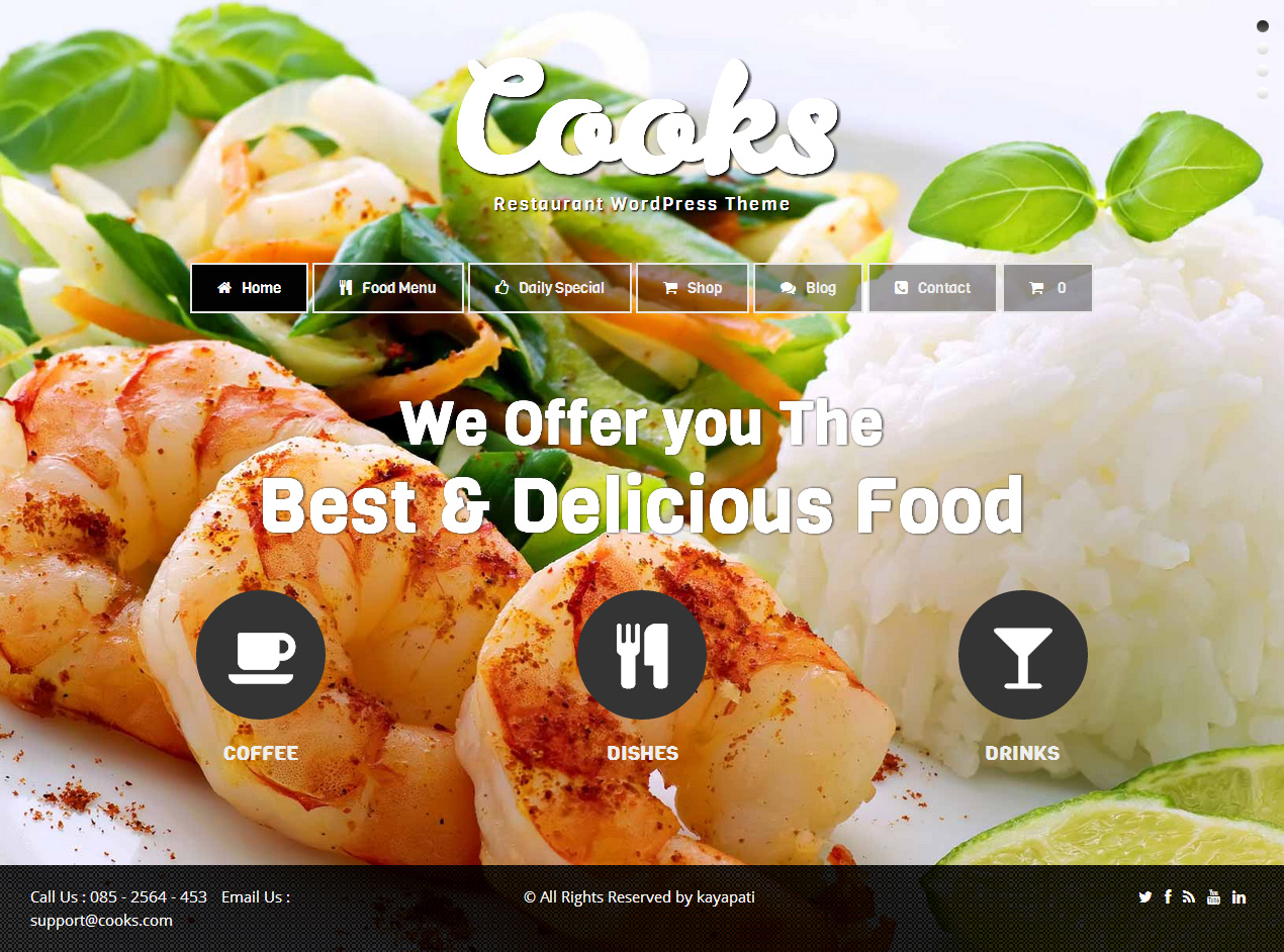 5 best responsive wordpress cooking and recipes themes in 2014 5 best responsive wordpress cooking and recipes themes in 2014 0 forumfinder Image collections