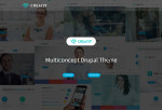 Creativ – Premium Responsive MultiConcept Drupal Theme