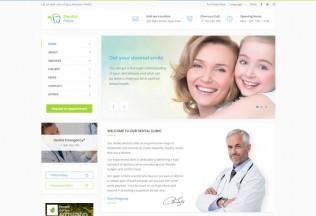 DentalPress – Premium Responsive Medical Dentist WordPress Theme
