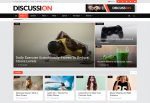 Discussion – Premium Responsive Powerful News & Magazine WordPress Theme