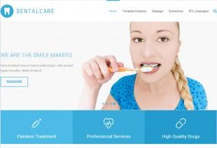Doctor – Premium Reponsive Joomla Health & Services Template