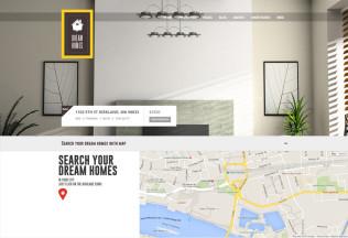 Dream Home – Premium Responisve Multipage Realestate HTML5 Template