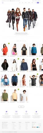 Best Responsive Fashion HTML5 Templates 2014