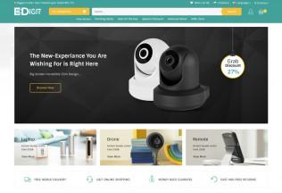 eDigit – Premium Responsive Multipurpose OpenCart 3 Theme