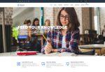 Edmix – Premium Responsive Education Courses Online Drupal 8 Theme