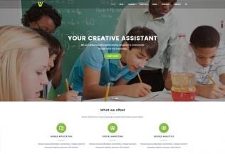 Edubiz – Premium Responsive Powerful Education, Courses Drupal 8 Theme