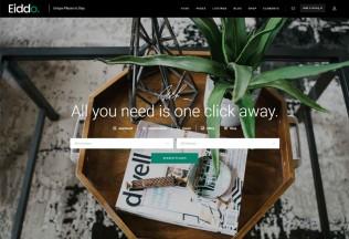Eiddo – Premium Responsive Real Estate WordPress Theme